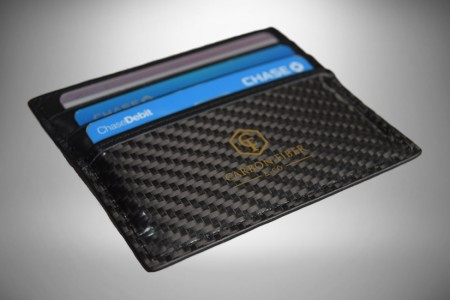 Carbon Fiber Slim Wallet