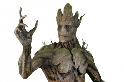 GROOT - Guardians of the Galaxy Statur Großfigur GRO-1-GF 265cm