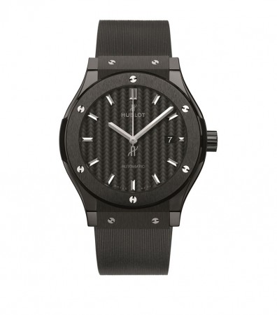 Classic Fusion 42mm Black Magic Ceramic Watch
