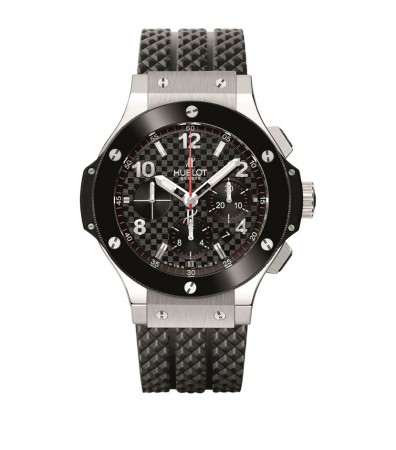 Big Bang 44mm Steel Ceramic Watch