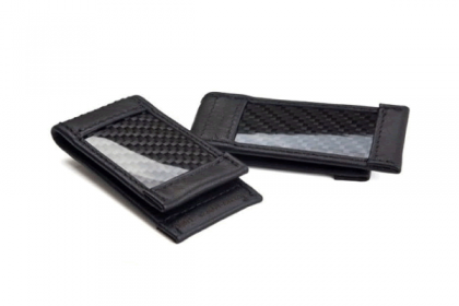 Money Clip Carbon 1370 / Black