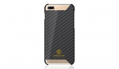 Carbon Case iPhone 8 Plus / 7 Plus, Gloss Finish, Luxus