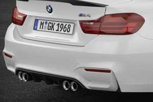BMW M Performance Heckspoiler Carbon 3er F30 M3 F80