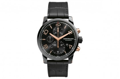 TimeWalker Dual Carbon Chronograph Automatic
