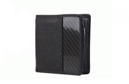 Carbon Wallet 1364 / Black