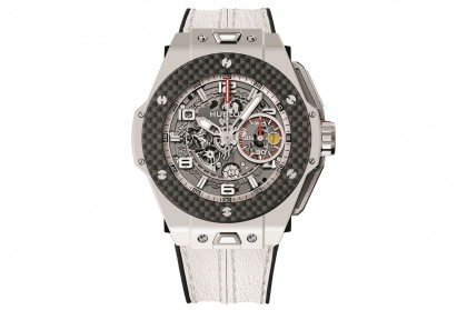 Big Bang Ferrari Ceramic Carbon Watch