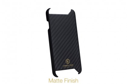 Genuine Carbon Fiber iPhone 6/ 6S Case Matte Finish