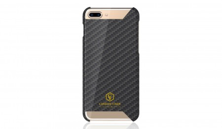 Carbon Case iPhone 8 Plus / 7 Plus, Matte Finish, Luxus