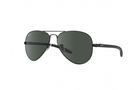 Aviator Carbon Fibre Black