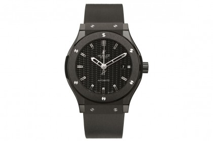 Classic Fusion 45mm Black Magic Ceramic Watch