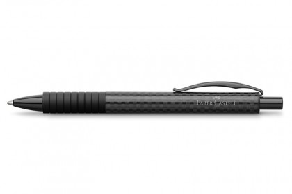 Kugelschreiber BASIC Black Carbon