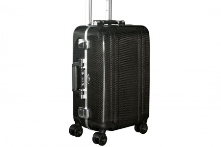 Carry-On 4-Wheel Spinner Travel Case