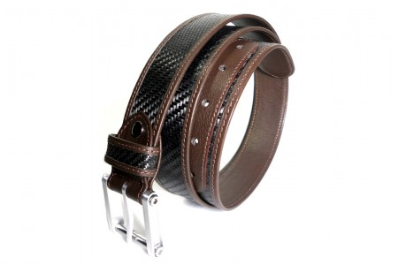 Tank Belt Brown Carbon